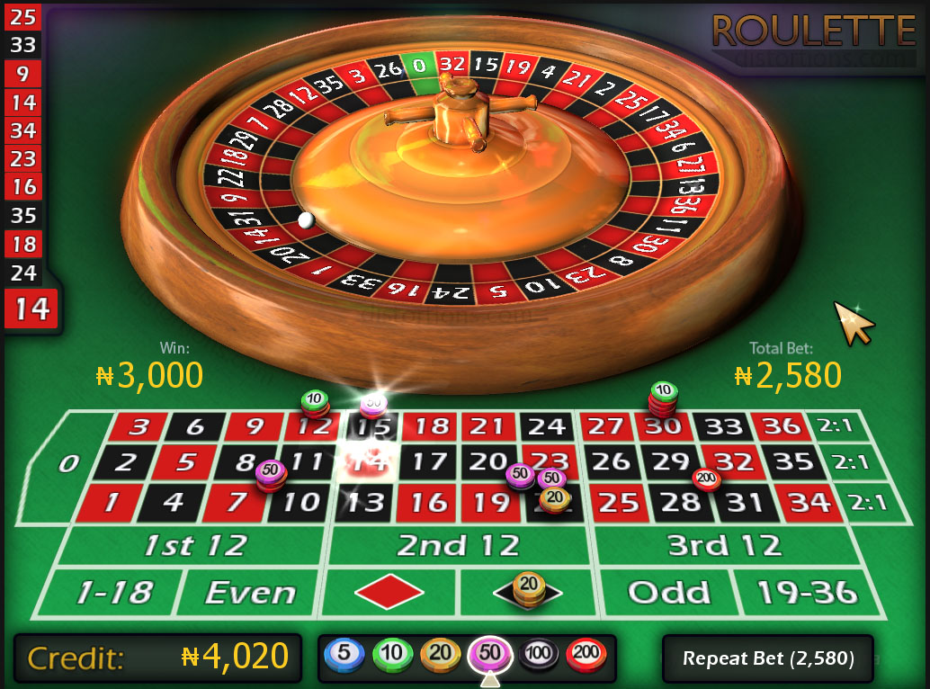 Pc Roulette Game Classic Roulette